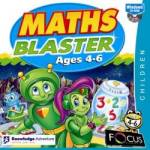 Maths Blaster Ages 4-6 box