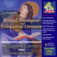 Ages McClintock and Strong Cyclopedia of Biblical, Theological and Ecclesiastical Literature
