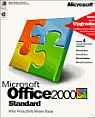 Office 2000 Standard box
