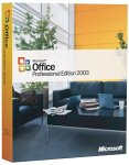 Office 2003 Pro box