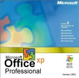 Office XP Professional box