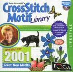 Jane Greenoff's Cross Stitch Motif Library