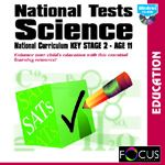 SATS National Tests Science Key Stage 2 box