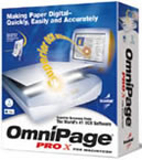 OmniPage Pro X