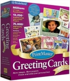 Printmaster Greeting Cards Deluxe
