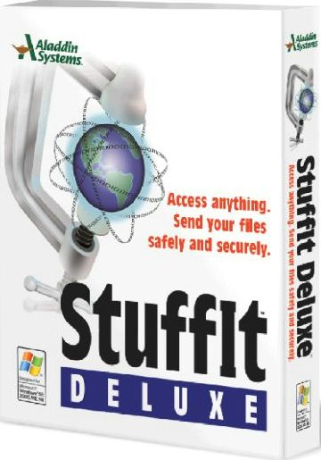 StuffIt Deluxe box