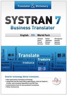 Systran 7 Business Translator 2011 Polish