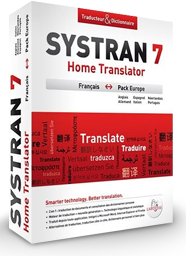 Systran 7 Home Translator 2011