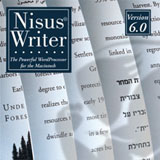 Nisus Writer 6.5 box