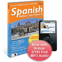 Spanish Before You Know It Deluxe 3.6 box