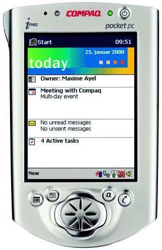 Updating pocket pc 2002 on ipaq